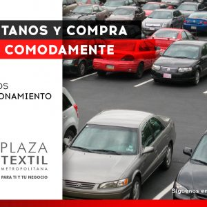 Estacionamiento Disponible